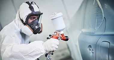 Pintura maçanetas e capas dos retrovisores